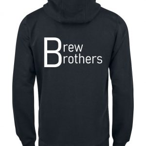 craftbeermerch-brew-brothers-Zip-Hood-Herr-Bak